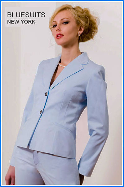 Bluesuits Hepburn Pima Cotton Jacket