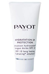 Payot Hydration 24 Protection / SPF 10 Long Lasting Hydrating Emulsion