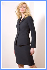 Bluesuits Womens Suit