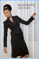 Bluesuits Women Business suit