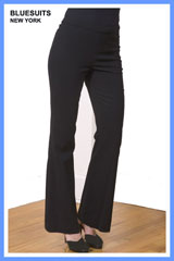 Bluesuits Boot-Leg Pants for hourglass shaped women