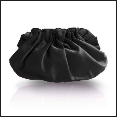Santi Silk Taffeta Evening bag