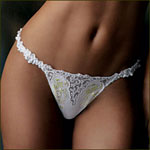 Lise Charmel Mississipi Song String Thong