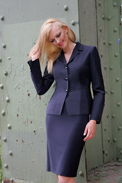 Bluesuits katherine Tropical Wool Jacket
