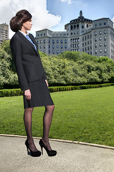 Womens Business Suits Ready Made And Custom Tailored